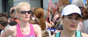 Women Runners section