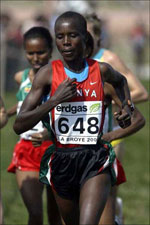 Edith Masai 2003