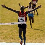 Kipchoge takes Lausanne Junior title
