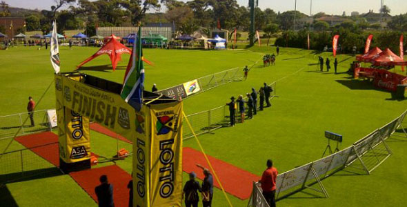 CAA Africa Cross Country Championships 2012