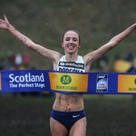 Emelia Gorecka wins Great Edinburgh XCountry
