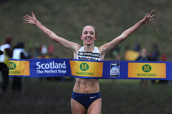 Emelia Gorecka wins Great Edinburgh XCountry